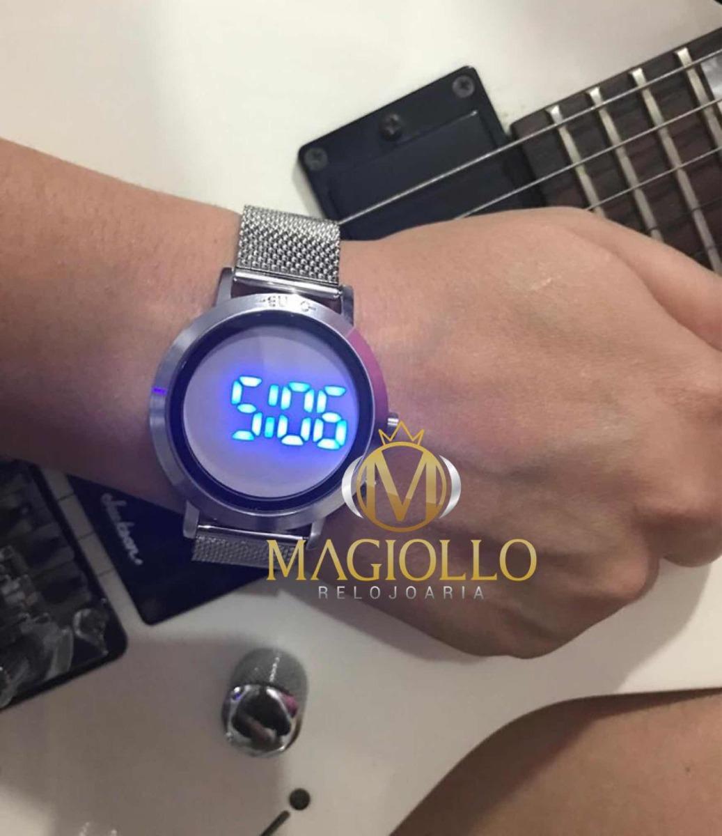 Relógio Euro Feminino Fashion Fit Prata Eubj3407ab 3p - R  279,90 em ... 6a799d9386