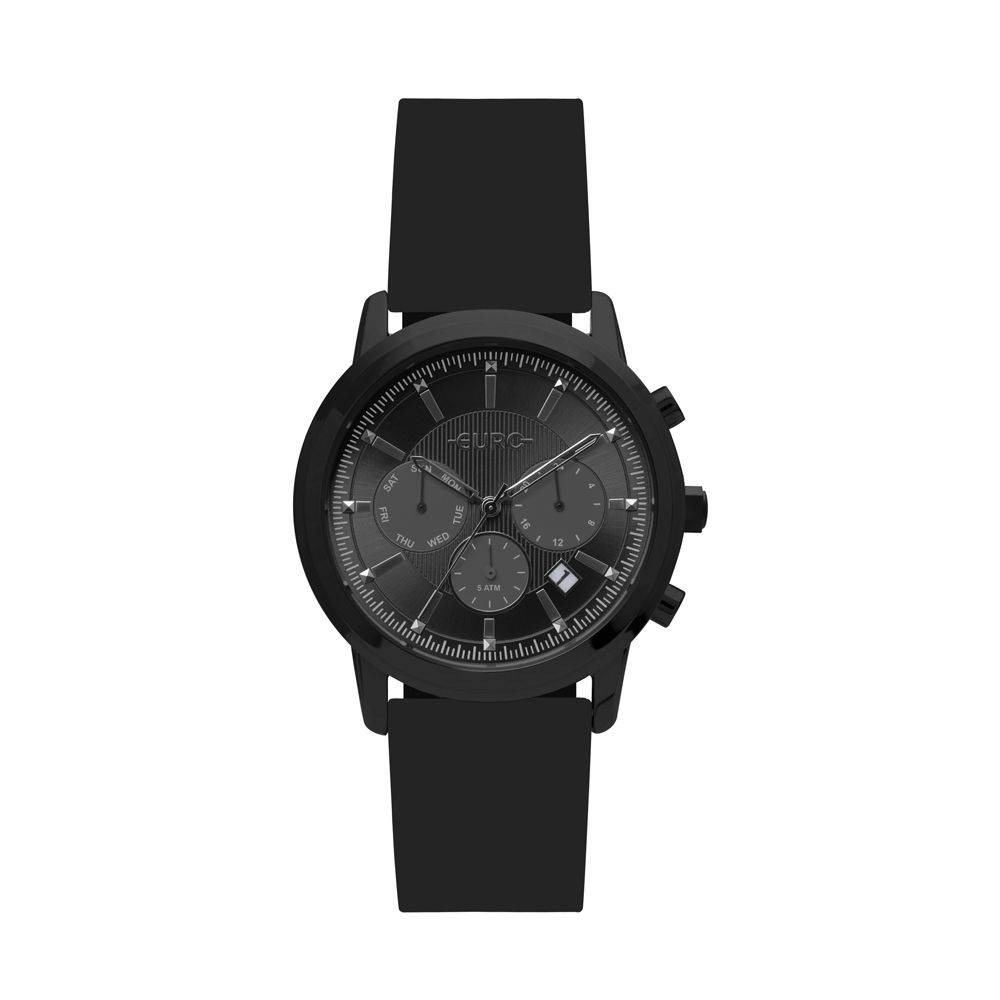 9b6d21afdbb Relógio Euro Feminino Multi Basics Pushers Preto Eujp25ac 8p - R ...