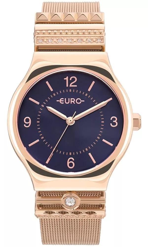 Relógio Euro Feminino Rose Gold - Eu2035ynj 4t - R  339,00 em Mercado Livre 41430bcd2b