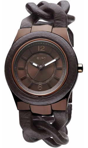 relógio euro feminino salerno eu2035fge/2m