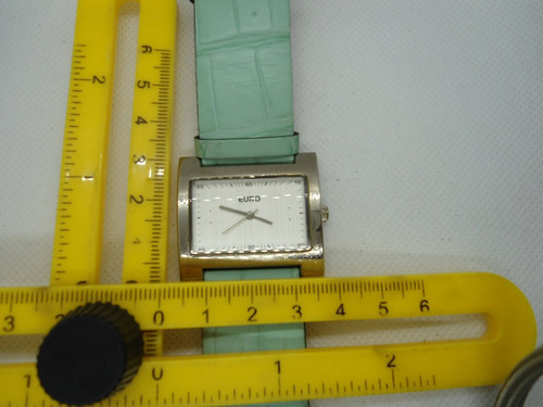 relógio euro feminino usado mais bem conservado