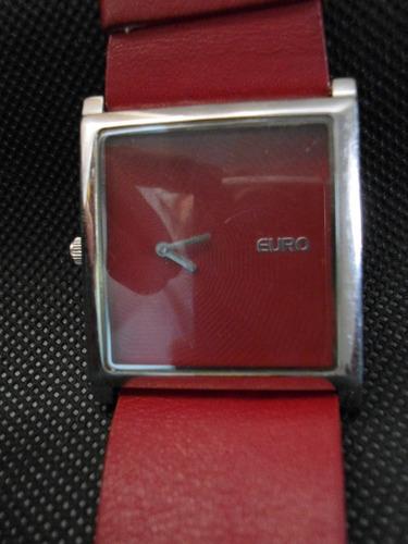 relógio euro feminino usado mais bem conservado, estar novo