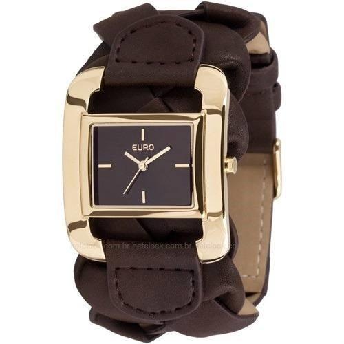02cc81731b1 Relógio Euro Pamplona Eu2035qn 2m - R  165
