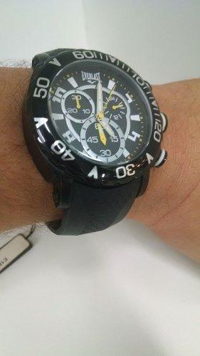 f65bdc70203 Relógio Everlast Masculino Analógico E183 Original E Barato - R ...