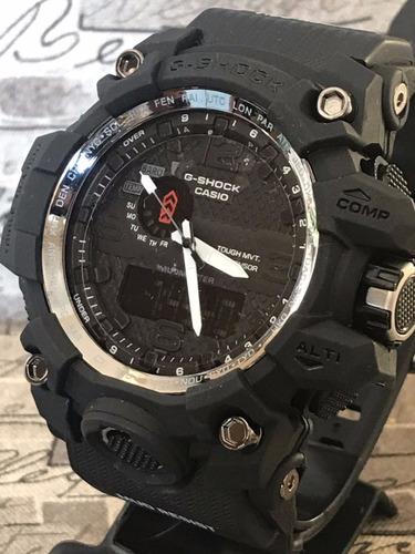 relógio exclussivo barato masculino analógico e digital + cx