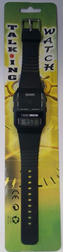 6c7d9df9acc relógio fala hora portugues deficiente visual e idoso. Carregando zoom.