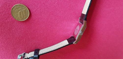 relogio feminimo emporio armani ar0253 original 18mm x 23mm