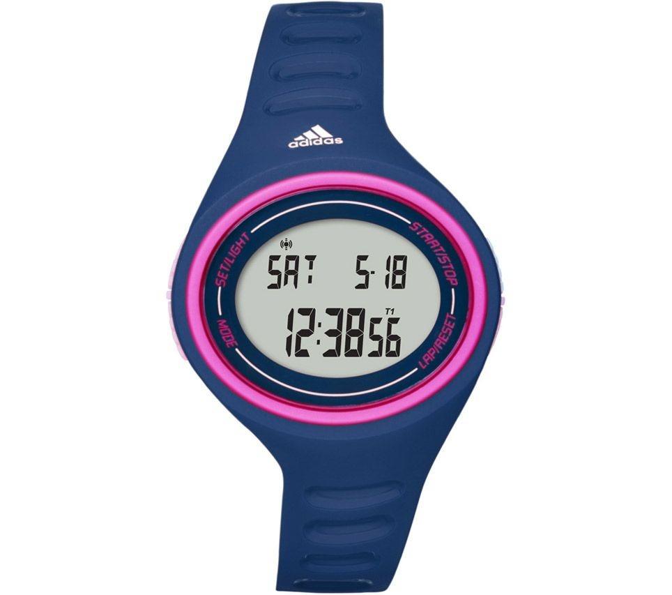 a606bfd2164 Relógio Feminino adidas Adizero Digital Adp3181 8an - Azul - R  299 ...