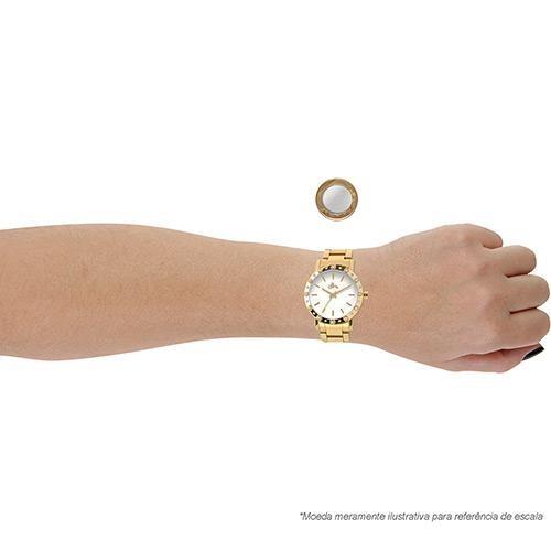 377312eeac0 relógio feminino allora analógico fashion al2035ezs4b · relógio feminino  allora