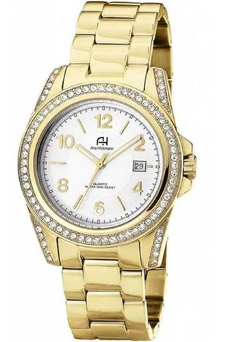 relógio feminino ana hickmann ah20159h barato original