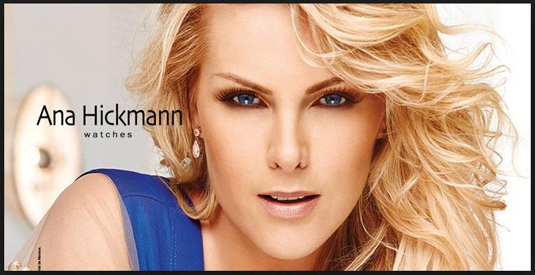 d20a826ecfb Relogio Feminino Ana Hickmann Ah28080x Dourado Moda Fashion - R  388 ...