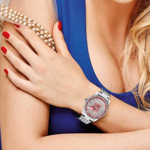relógio  feminino ana hickmann ah28875v
