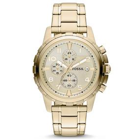 a6a9a16b37e241 Feminino Fossil Dourado Analogico Perolado - Relógios De Pulso no Mercado  Livre Brasil