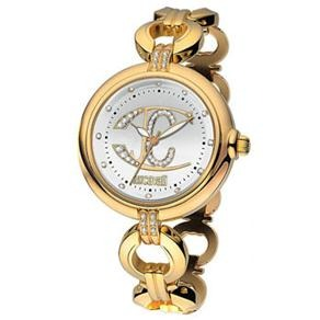 9772a26165d5e Relógio Feminino Analógico Just Cavalli Wj28744h Dourado - R  556,90 ...