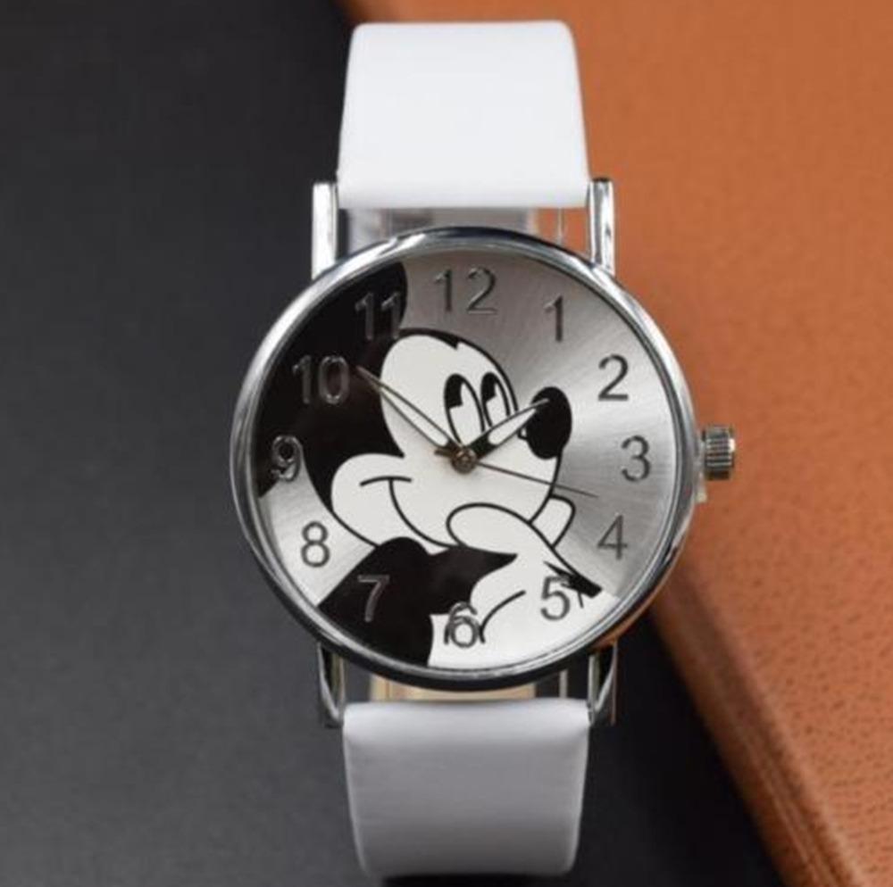 4ef7b717e8e relógio feminino analógico mickey moda luxo estilo top. Carregando zoom.