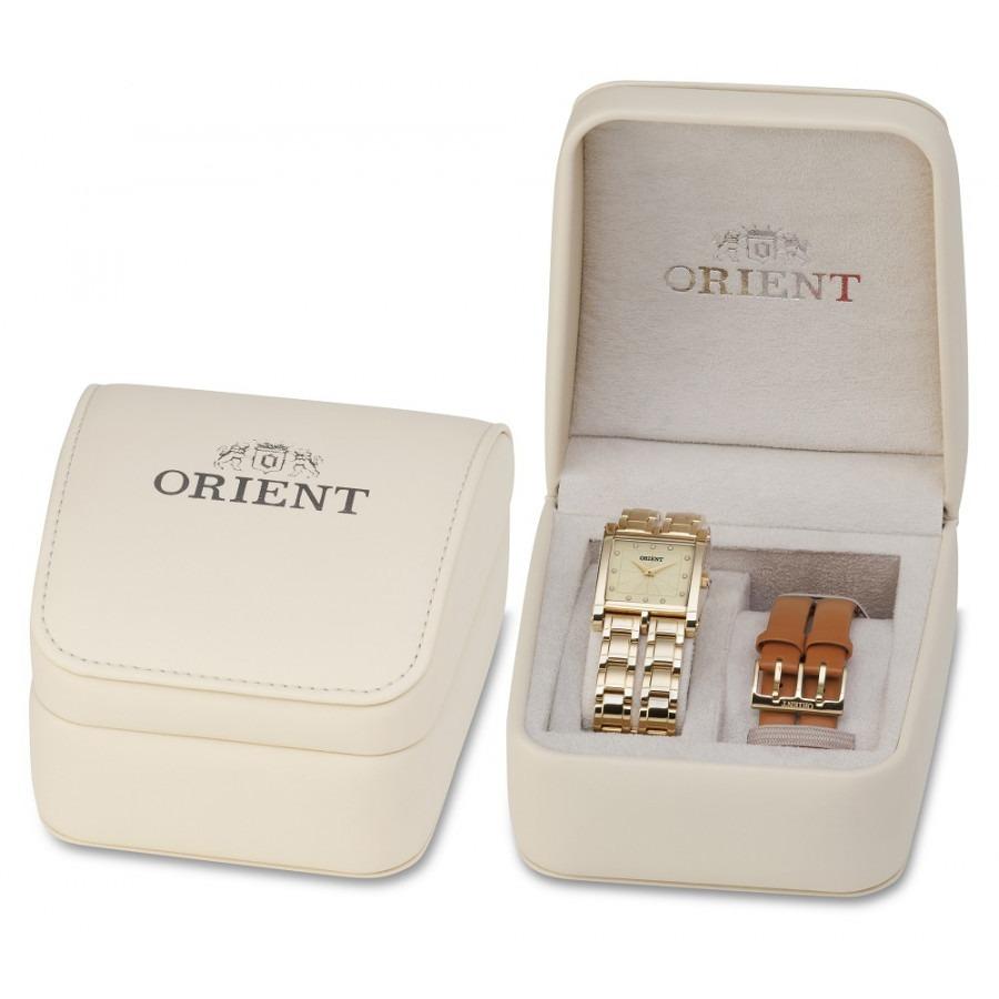 b894c154133 Relógio Feminino Analógico Orient Lgss0050 C1mx Troca Pulse - R  299 ...