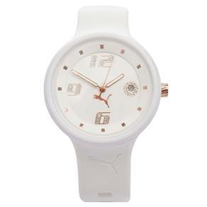 fd1201f33c4 Relógio Feminino Analógico Puma 96089l0pmnp8 - Branco - R  238