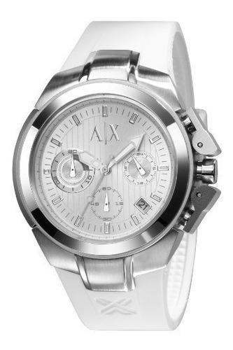 relógio  feminino armani exchange chronograph - ax5013