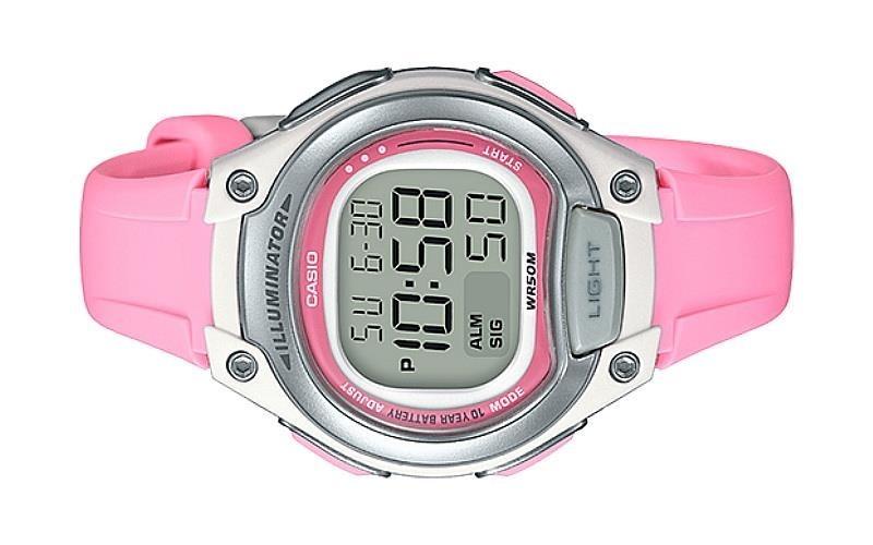 2cf4b7f338b relógio feminino casio digital esportivo 50atm lw-203-4avdf · relógio  feminino casio. Carregando zoom.