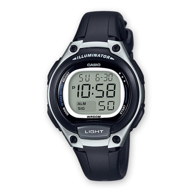19afa29617e relógio feminino casio digital esportivo 50atm lw-203-1avdf. Carregando  zoom.