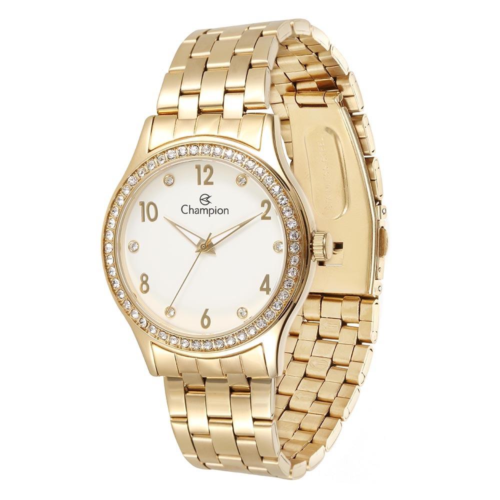 5ee080cd847 relógio feminino champion analógico cn28982h. Carregando zoom.