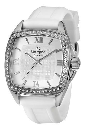 relógio feminino champion cn27367b rev. autorizada - ( nfe )