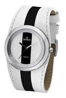 relógio feminino champion mod ca28430s - preto