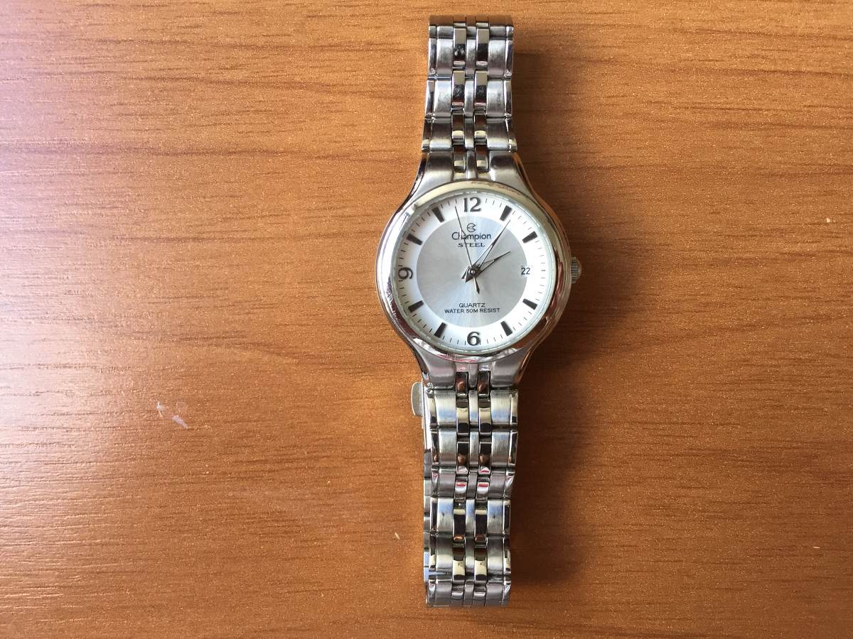 ff6b83f4653 relógio feminino champion steel modelo ca28770. Carregando zoom.