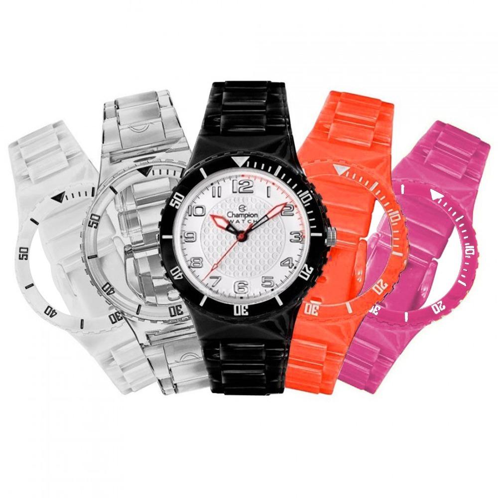3d757456999 relógio feminino champion troca-pulseiras original. Carregando zoom.