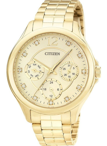 relógio feminino citizen original com garantia e nfe