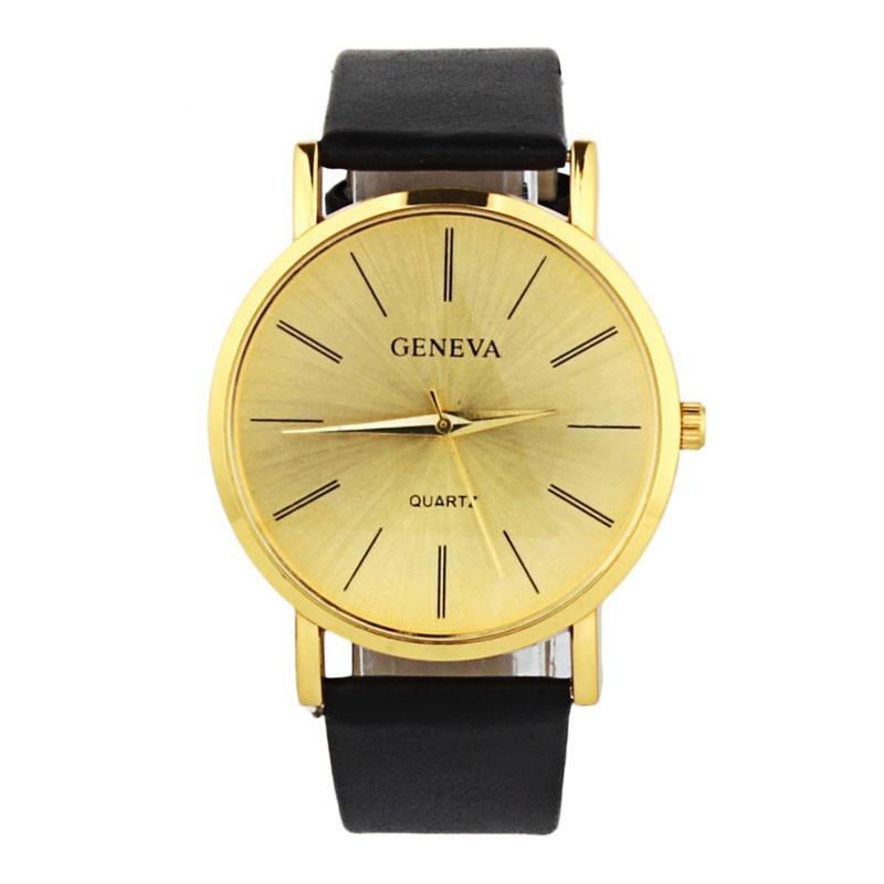 7d582e17ade relógio feminino ck dourado luxo analógico aço luxo + caixa. Carregando zoom .