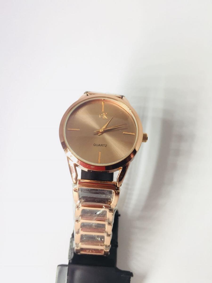 92f92546d44 relógio feminino ck luxo dourado analógico pronta entrega. Carregando zoom.