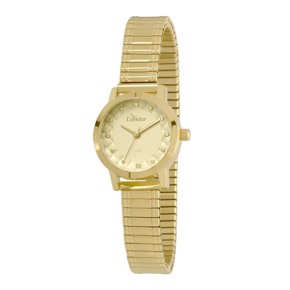 Relógio Feminino Analógico Condor Co2036knx 4d - Dourado - R  106,90 ... 838a6218b7