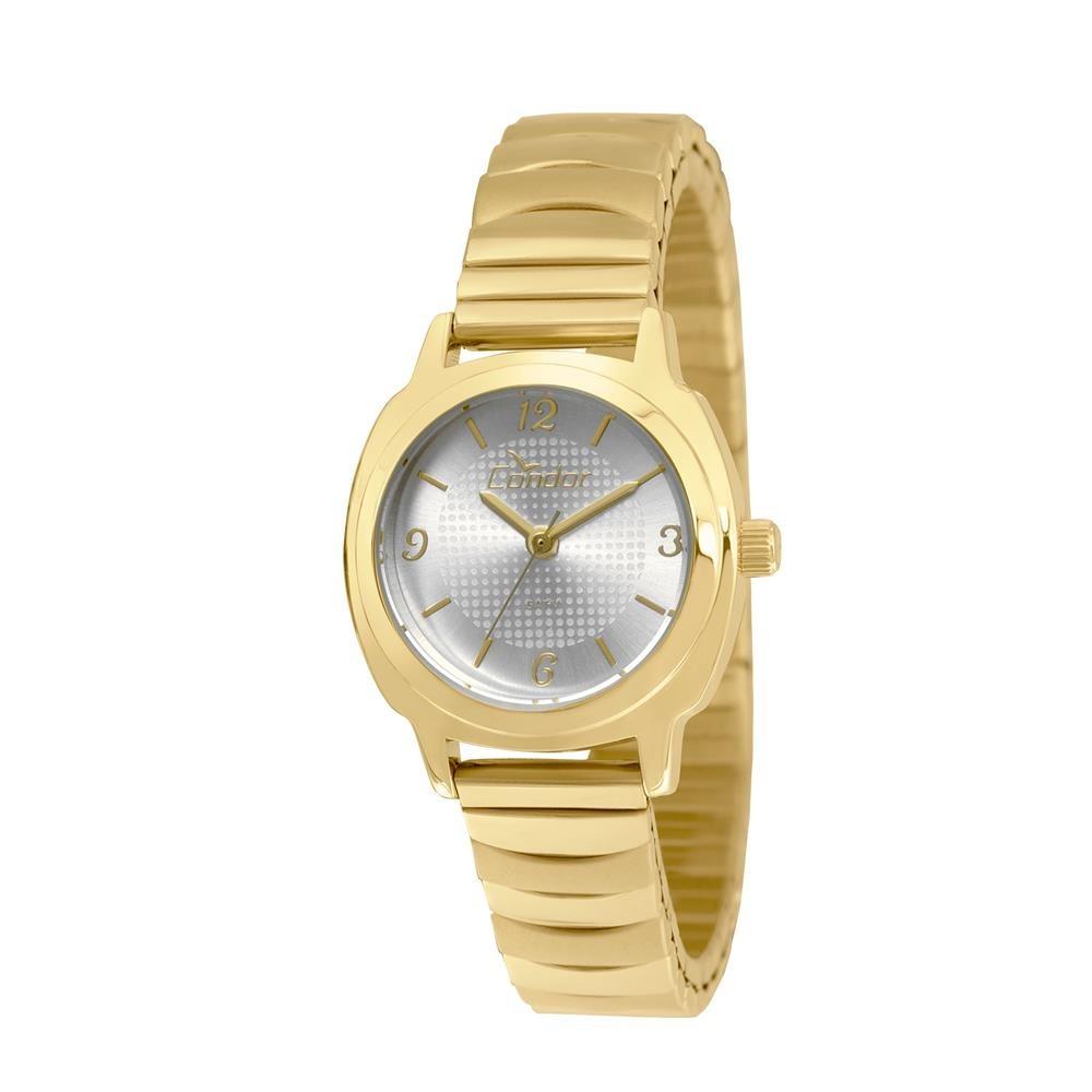 Relógio Feminino Analógico Condor Fashion Co2035kph 4k - R  106,90 ... 204dda70b2