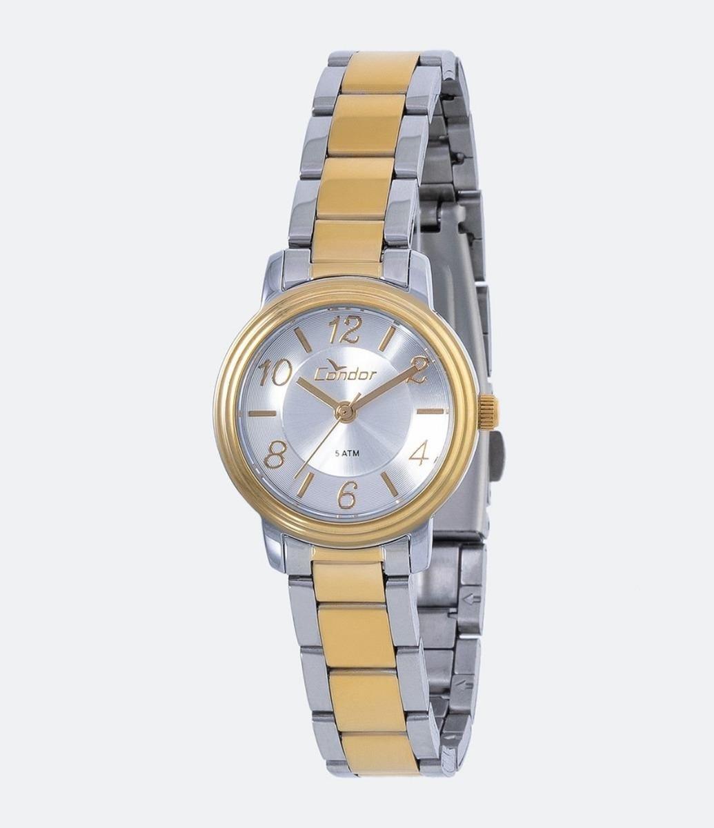 604048e11f8 relógio feminino condor social pequeno barato co2035krl 5k. Carregando zoom.