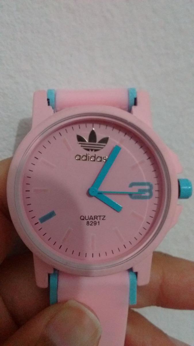 f440767ad51 Relógio Feminino Cores - Pulseira De Borracha Frete Grátis! - R  69 ...