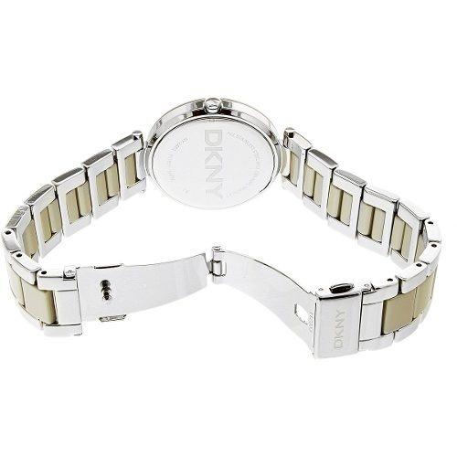 relógio feminino donna karan dkny ny2462 original c/nf