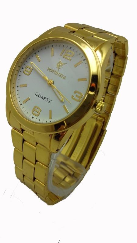 d6a521f5f24 relógio feminino dourado a prova d água barato. Carregando zoom.