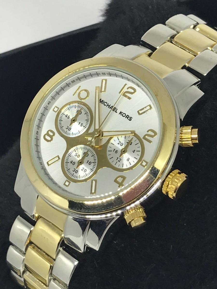 a7b129920f Relógio Feminino Dourado Bonito