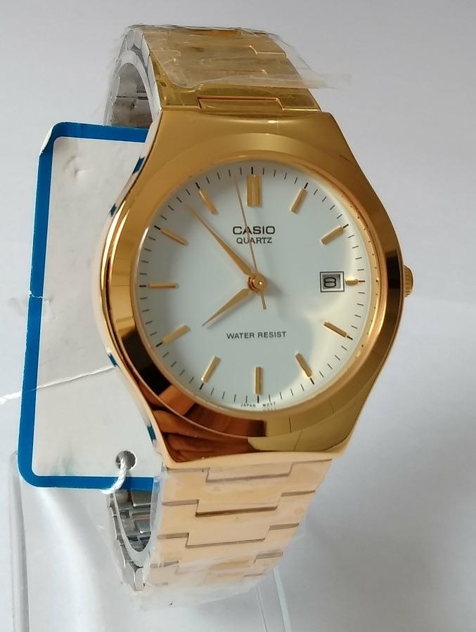 943e7012216 relogio feminino dourado casio original ref-mtp-1170n. Carregando zoom.