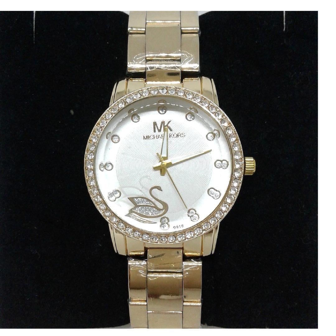 d30e22d248 relogio feminino dourado casual elegante barato promoção. Carregando zoom.
