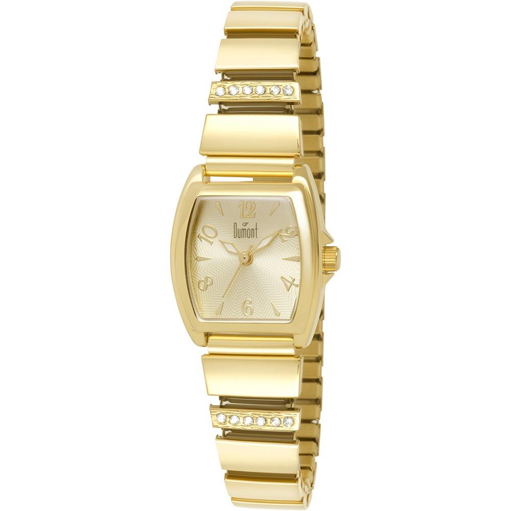 17429b7f881 Relógio Feminino Dumont Analógico Casual Du2035lqq 4d - R  199