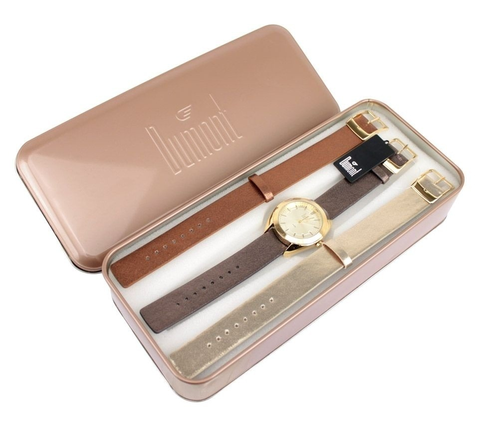 5cd46615e2d Relógio Feminino Dumont All Color Troca Pulseiras Du2036l... - R ...