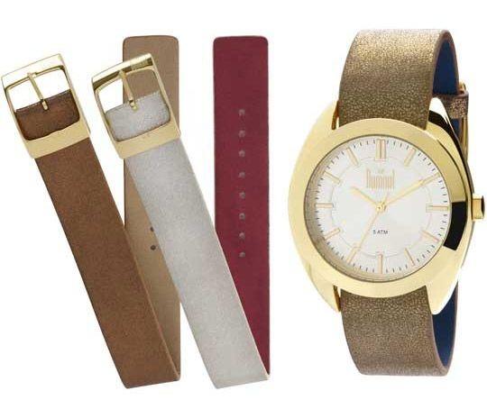 4a70a19adbc Relógio Feminino Dumont All Color Troca Pulseiras Du2036l... - R  268