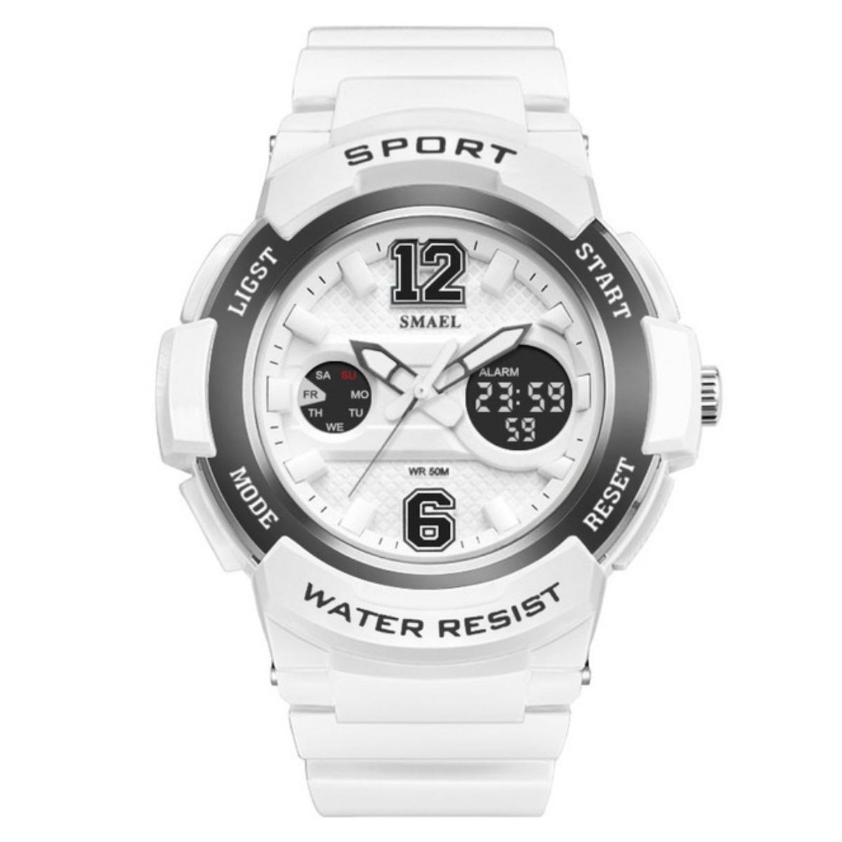 682b08f287f Relógio Feminino Esportivo Top 50 Metros - Menor Preço - R  69