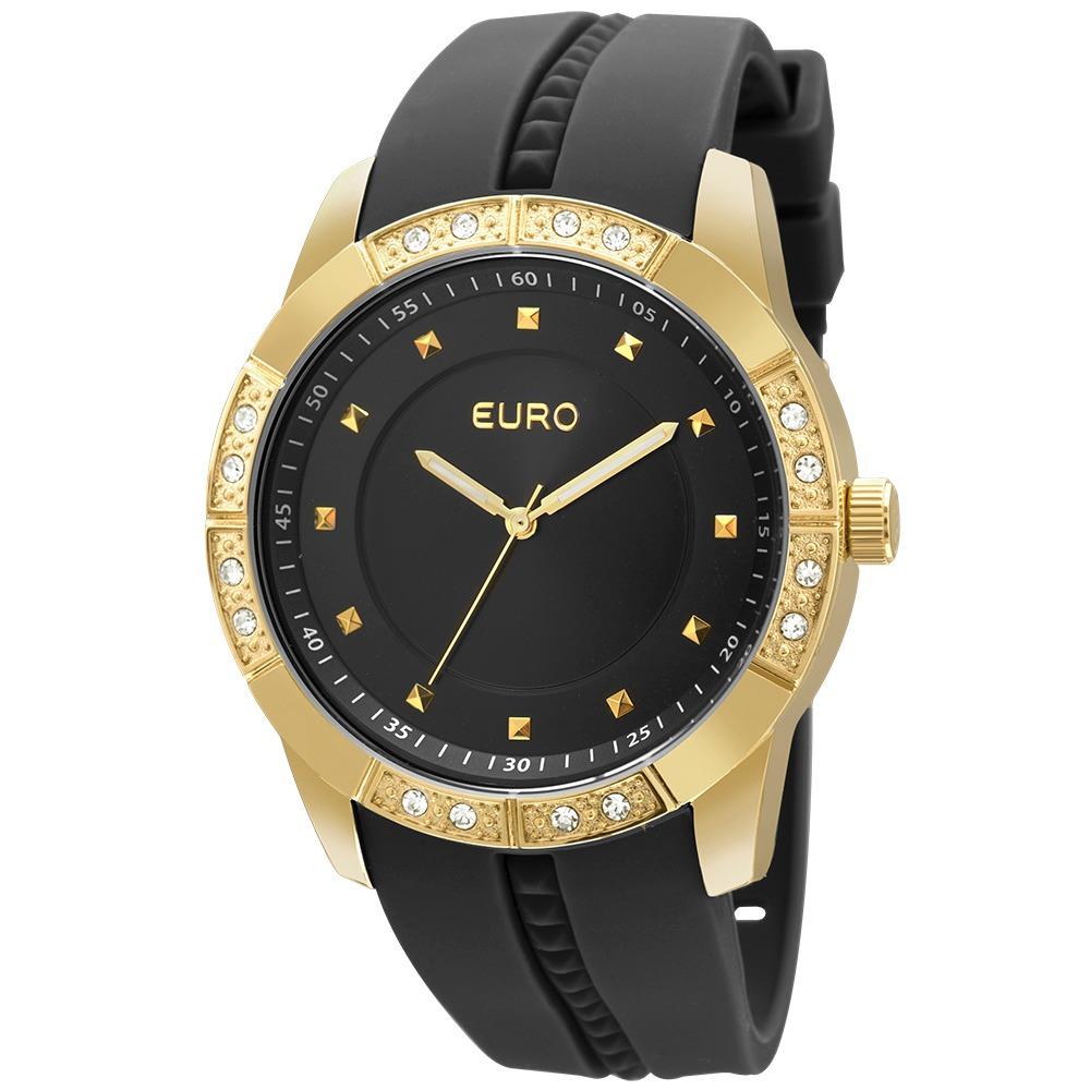 347d3394e71e6 Relógio Feminino Euro Analógico Fashion Fit Sabrina Sato E - R  269 ...