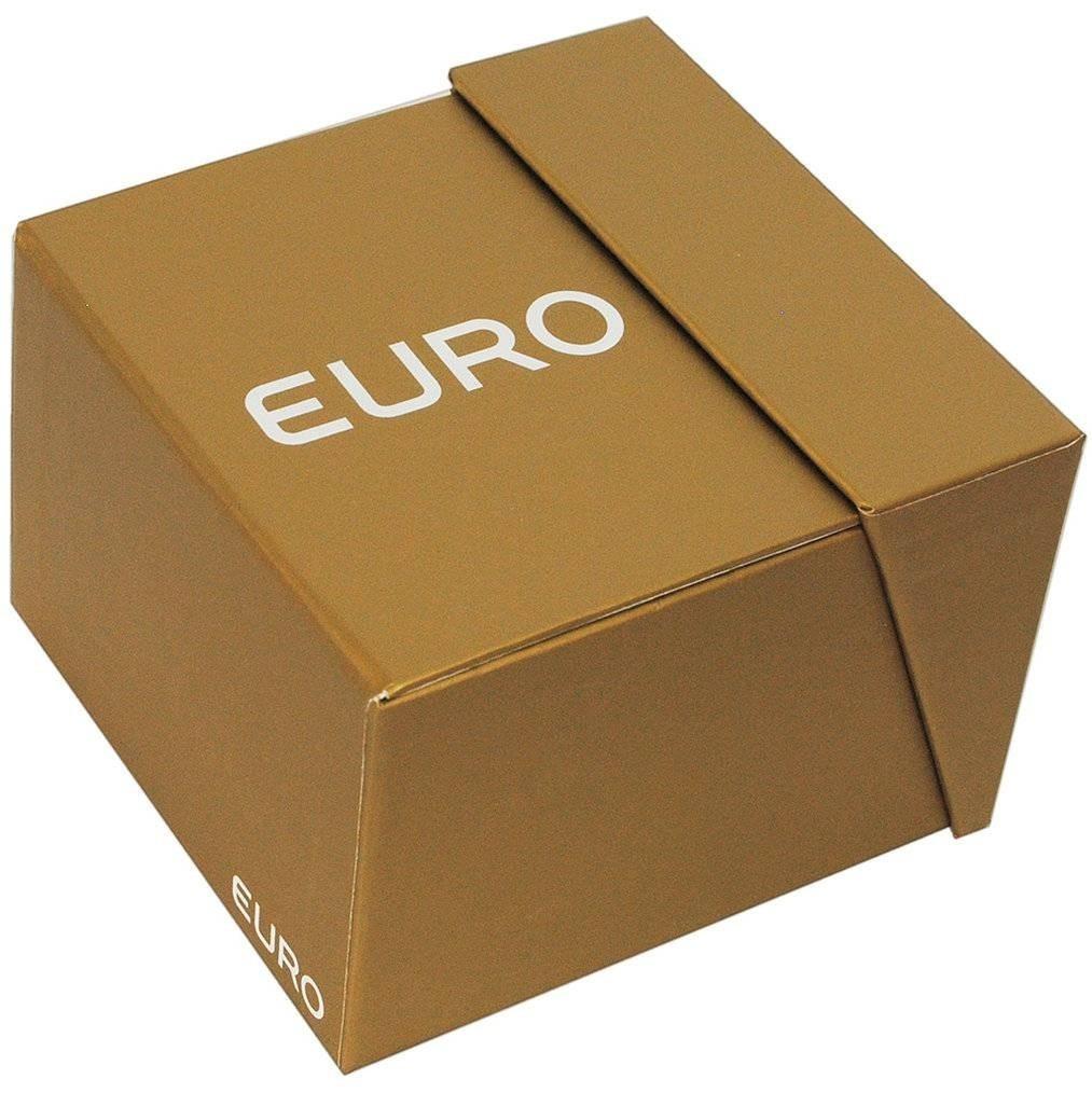 a7ad3cc791e30 Relógio Feminino Euro Eu203adf 4p Preto - R  349,00 em Mercado Livre