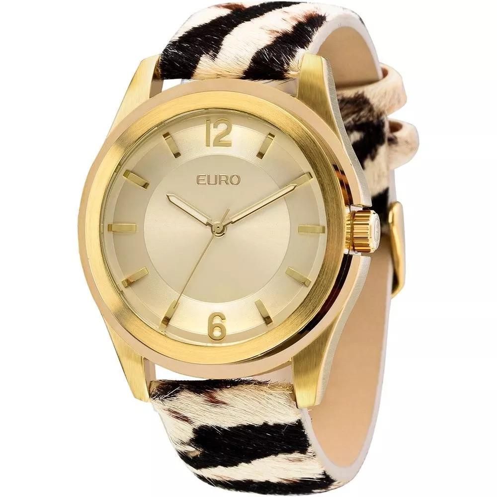 79e74b5ed45 relógio feminino euro analógico fashion eu2035lxd 2x. Carregando zoom.
