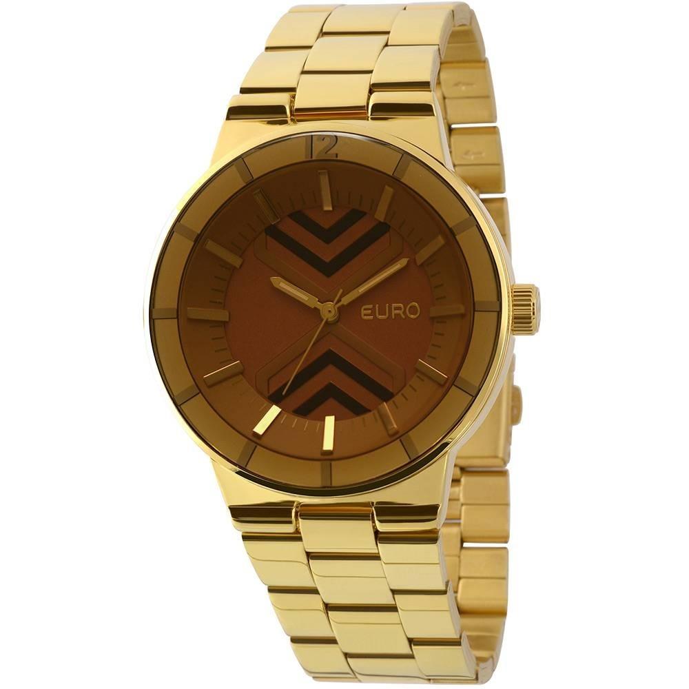 f7152cd3cc5 relógio feminino euro analógico fashion eu2036lyr 4l. Carregando zoom.