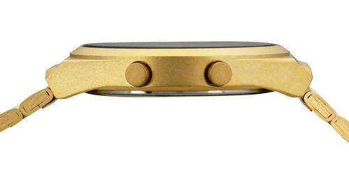 relógio feminino euro eubjt016aa/4d digital dourado